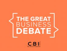 The Great Business Debate