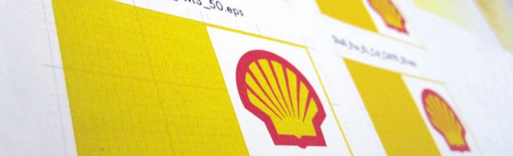 Shell Visual Identity @Imagination