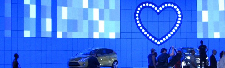Ford and Mazda @Imagination