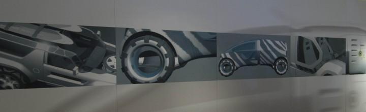 Land Rover Environments @Imagination