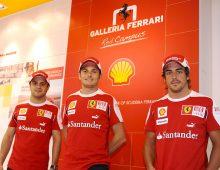 Shell Galleria Ferrari Campus